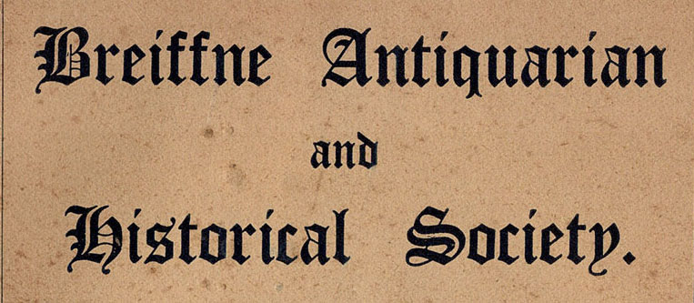 Breiffne Antiquarian and Historical Society Journal