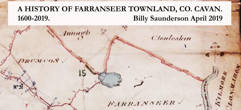 Farranseer Townland by Billy Saunderson